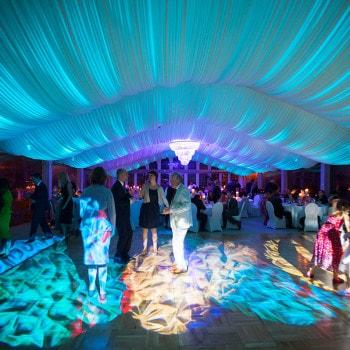 plenerowe wesele w namiocie małopolskie
