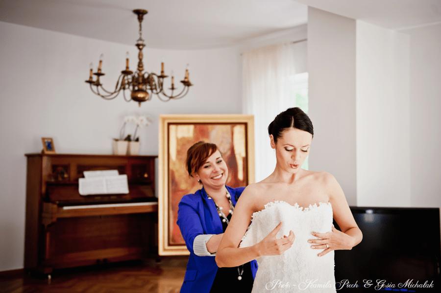 konsultant ślubny praca