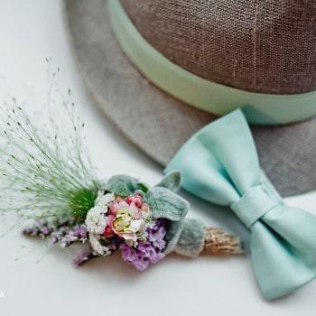 dekoracje ślubne detale