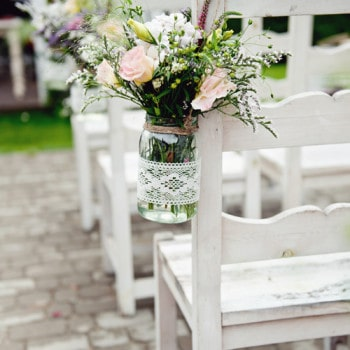 ślub w plenerze dekoracje