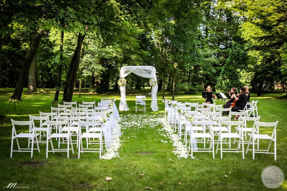 ślubu W Plenerze Wytwórnia ślubów