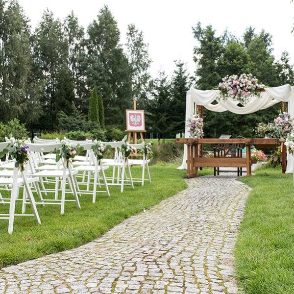 wesele w plenerze Wrocław