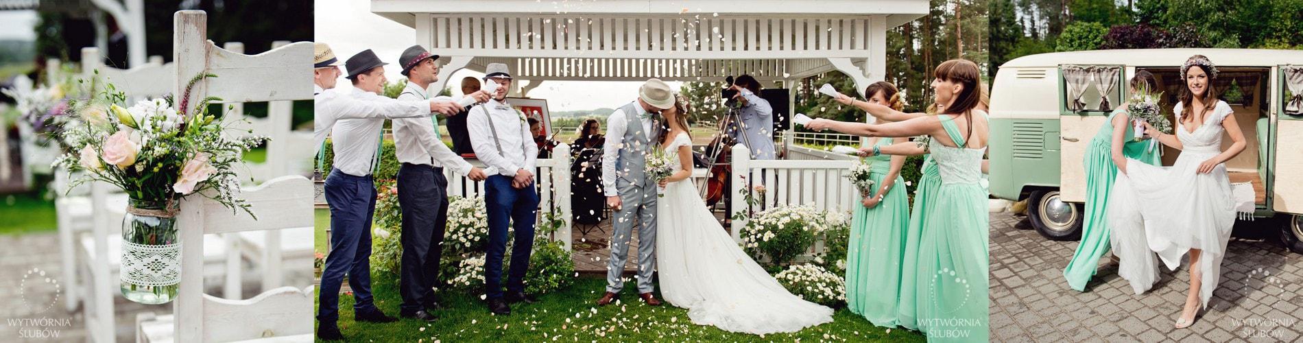 ślubu w plenerze wrocław