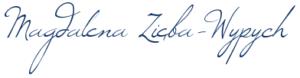 Magdalena Zięba-Wypych