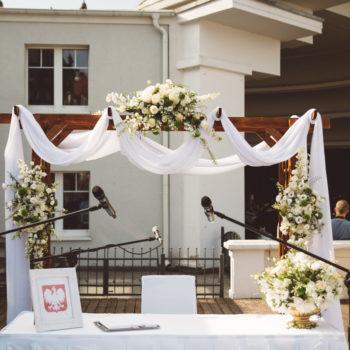 Organizacja ślubu cywilnego w plenerze
