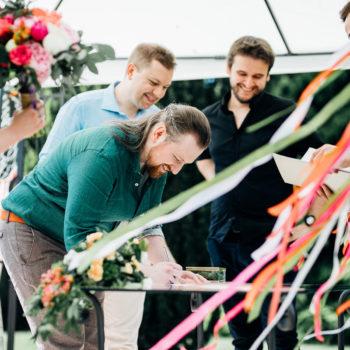 Organizacja ślubu w plenerze