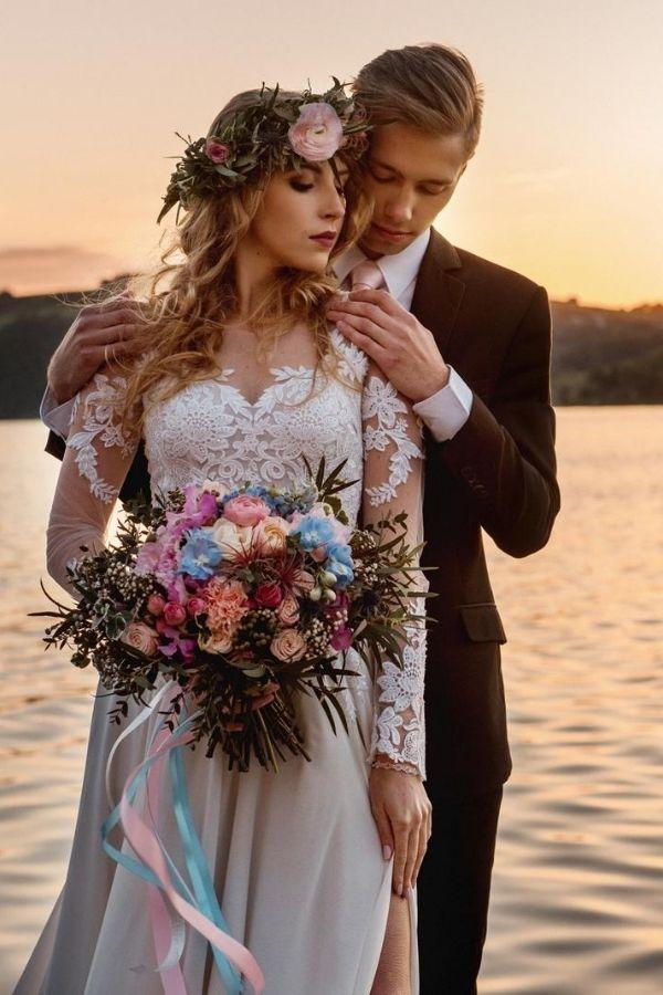 ślub w plenerze Kielce