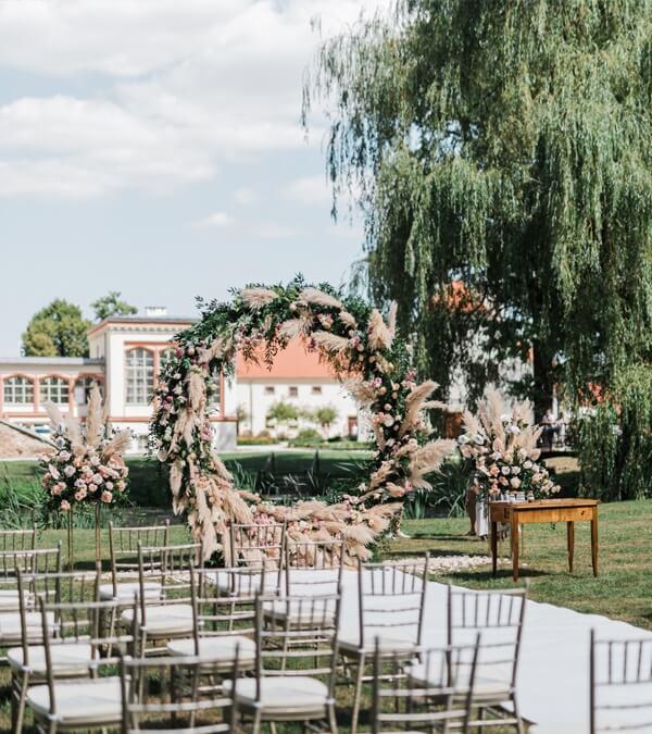 miejsce na plenerowy ślub