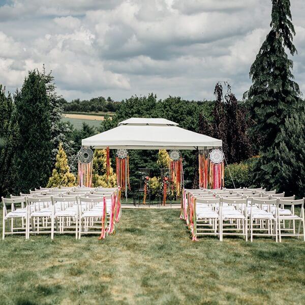 miejsce na ślub plenerowy