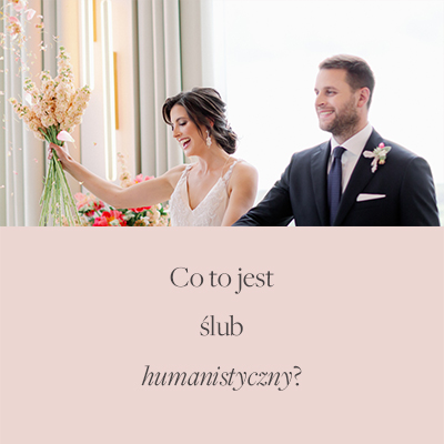 ślub humanistyczny co to