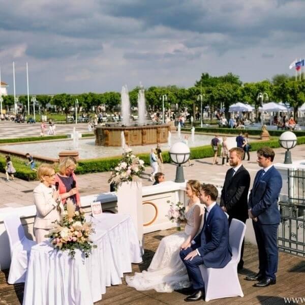 ślub w plenerze w polsce